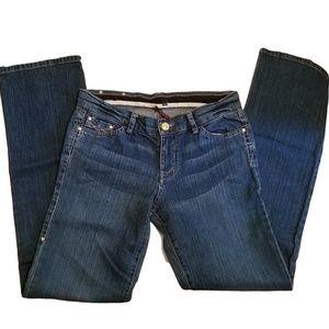 Red Marc Ecko Dark Blue Jeans Bootcut Juniors 9
